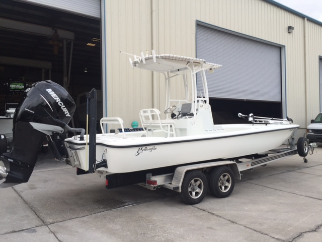 2009 Yellowfin 24 Bay Bay Boat For Sale In Louisiana Louisiana
