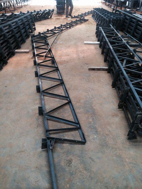 Pole barn steel trusses - Louisiana Sportsman Classifieds, LA