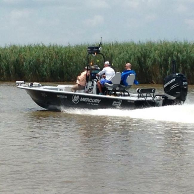 2014 Haynie/Magnum Bay Boat For Sale in Louisiana