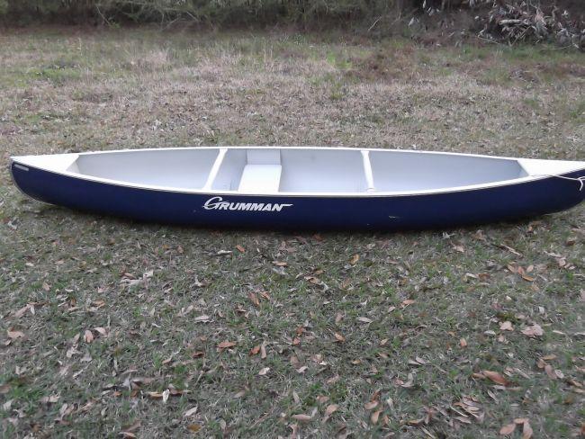 2013 grumman solo canoe - Louisiana Sportsman Classifieds, LA