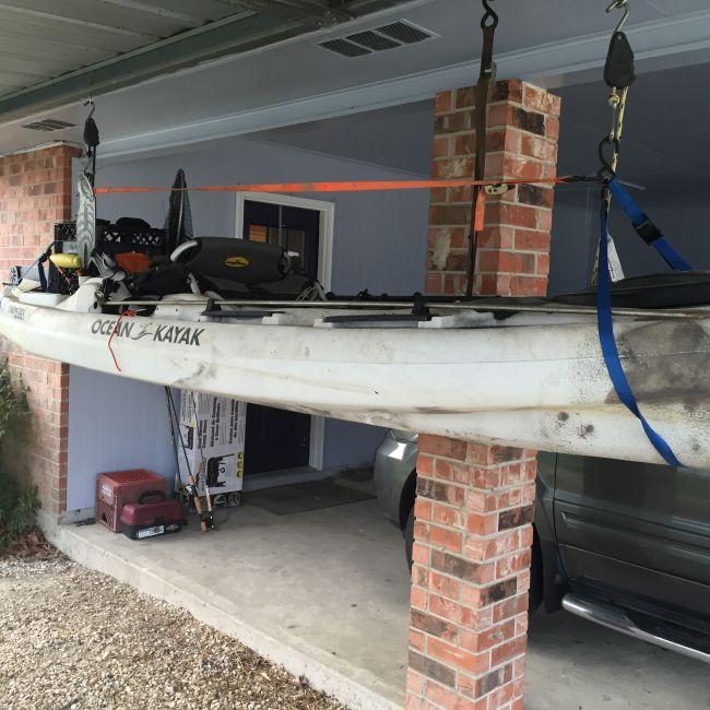 2012 Ocean Prowler Big Game 2 Kayaks For Sale in Lake