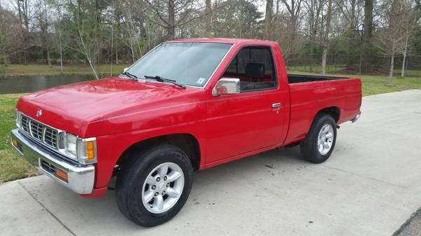 1995 Nissan Hardbody Pickup Pickup Truck For Sale In Baton Rouge