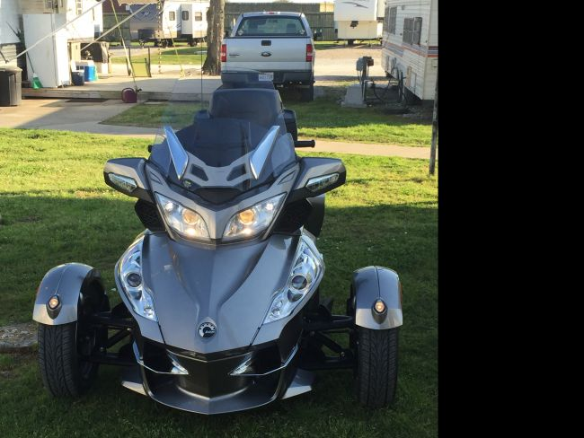 2012 Can Am Spyder RTS SE5 Motorcycles For Sale in Southwest