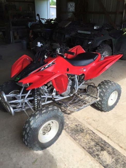 2014 Honda Trx400x Atv Four Wheeler For Sale In Louisiana