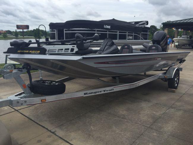 2016 Ranger RT 188 Aluminum Bass Fishing boat Bass Boat For Sale