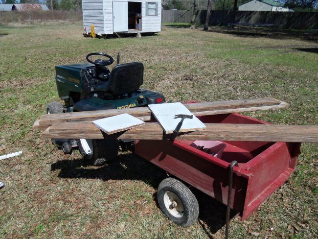 Craftsman 25 Hp Garden Tractor - Garden Inspiration
