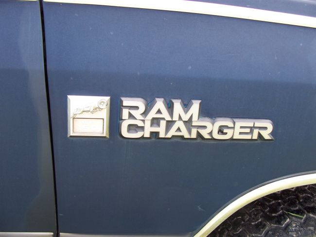 Good Condition Ramcharger