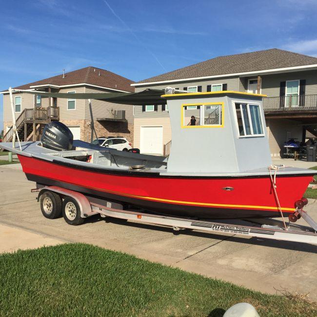 Reno Skiff Crab Boat Louisiana Sportsman Classifieds La