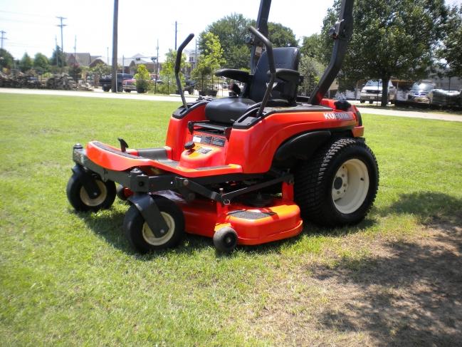 2007 KUBOTA ZG20 48 INCH ZERO TURN MOWER Lawn Mower For Sale