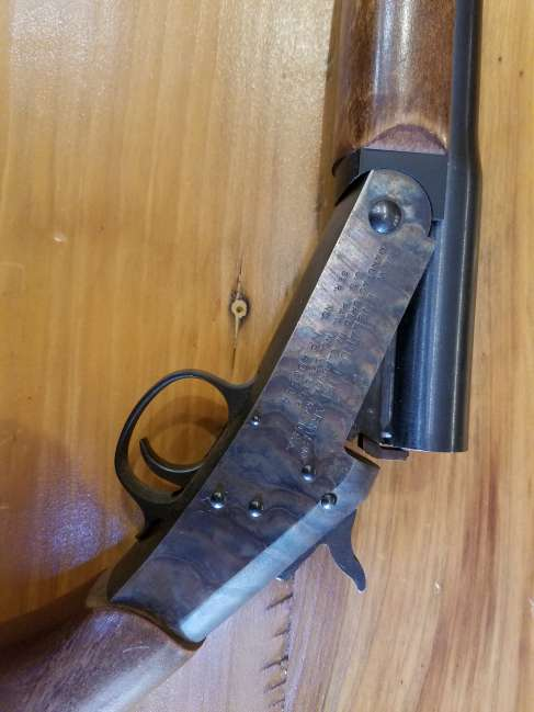Youth Model New England Firearms Crack Barrel  410 Shotgun