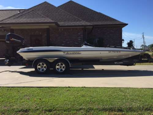 1997 Allison XB2003 Bass Boat For Sale in Louisiana - Louisiana