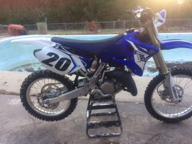 2014 Yamaha Yz 125 Dirt Bikes For Sale In Central And North