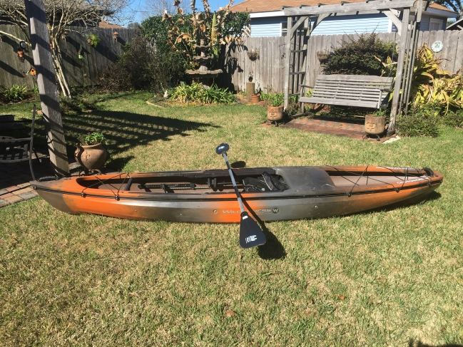 2016 Wilderness systems Commander 120 Kayaks For Sale in New