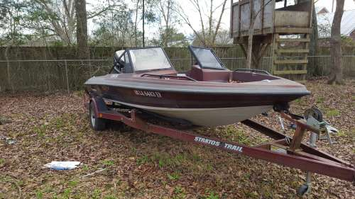 2000 Stratos 21 SS Extreme Bass Boat For Sale in Baton