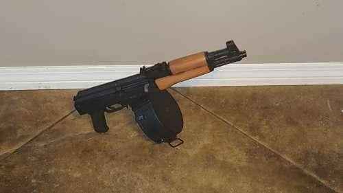 Draco pistol ak47 - Louisiana Sportsman Classifieds, LA