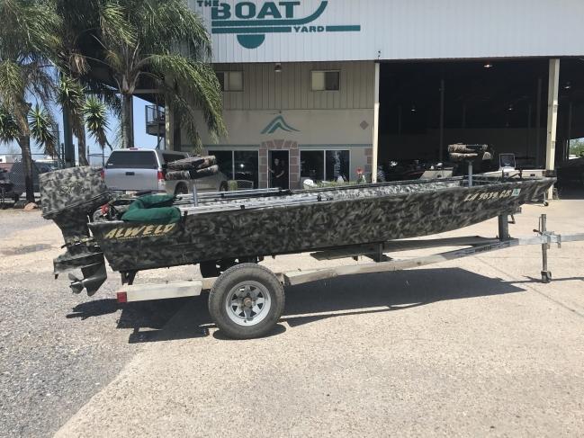 2013 Alweld 1442 Flat / Jon Boat For Sale in New Orleans