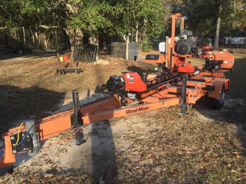 Woodmizer Sawmill For Sale >> 2005 Wood Mizer Portable Saw Mill Equipment Other For Sale In