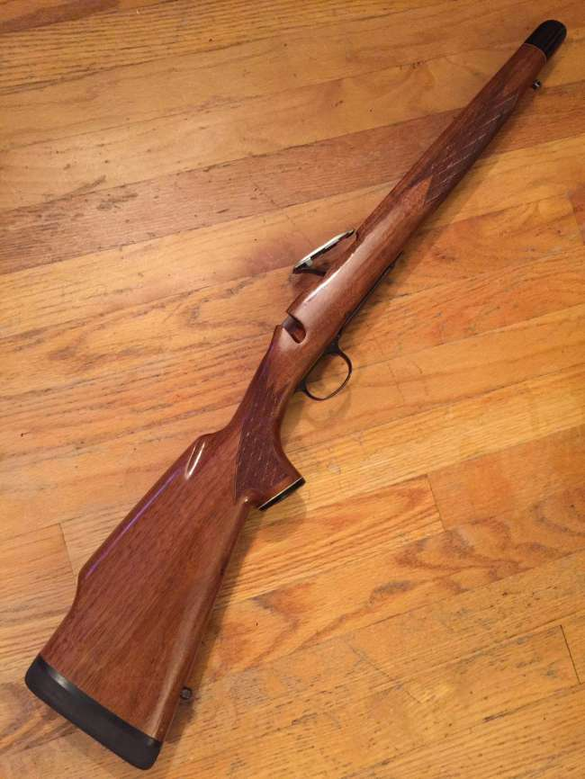 Remington 700 Stock Short Action Bull Barrel - Louisiana