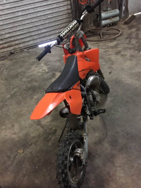 2006 KTM 50 SX PRO AND Dirt Bikes For Sale in Louisiana