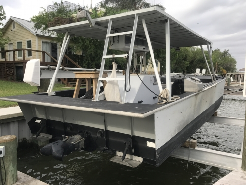 2012 10 X 30 Aluminum Jet Drive Crab Boat Boats Other For