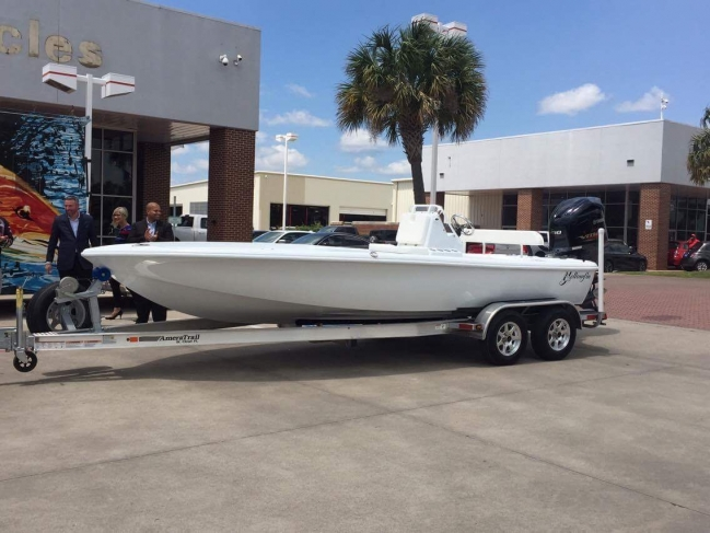 2017 Yellowfin Bay Boat For Sale In Outside Louisiana Louisiana