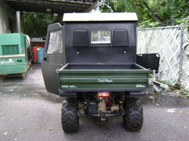 2007 BRISTERS BOSS CHUCK WAGON 4X4 ATVs Other For Sale in