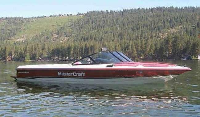 1992 Mastercraft Prostar 205 Fish & Ski For Sale in