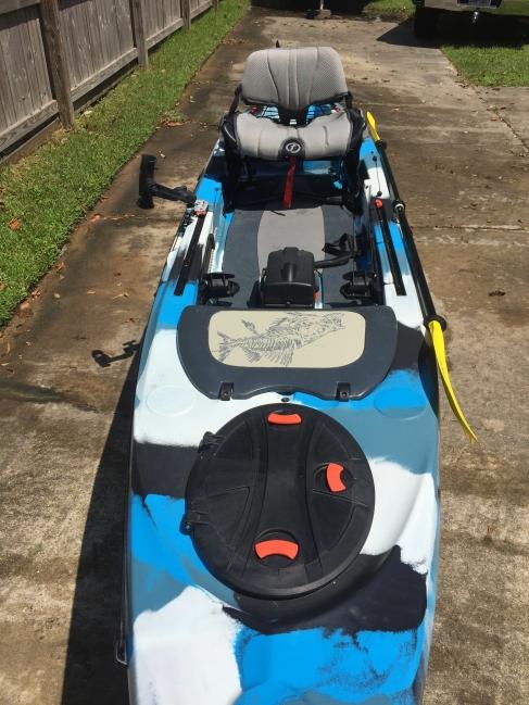 Feelfree Lure 13 5 Fishing Kayak Louisiana Sportsman Classifieds La