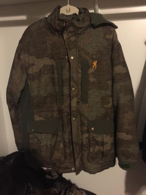 bb022e3c4c44d Browning Full Curl Wool Coat - Louisiana Sportsman Classifieds, LA