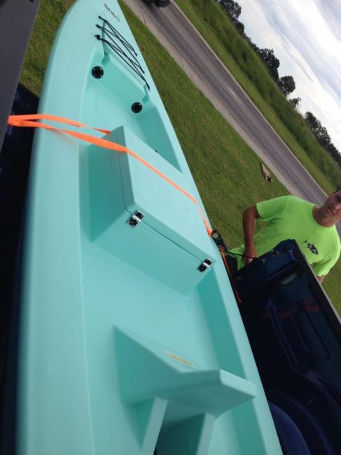 2017 Solo skiff Kayaks For Sale in Houma - Louisiana
