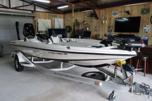 2017 Ranger Z518 Ci Intracoastal Bass Boat For Sale In