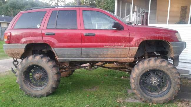Mud Trucks For Sale >> 2002 Jeep Grand Cherokee Mud Truck Trucks Other For Sale In