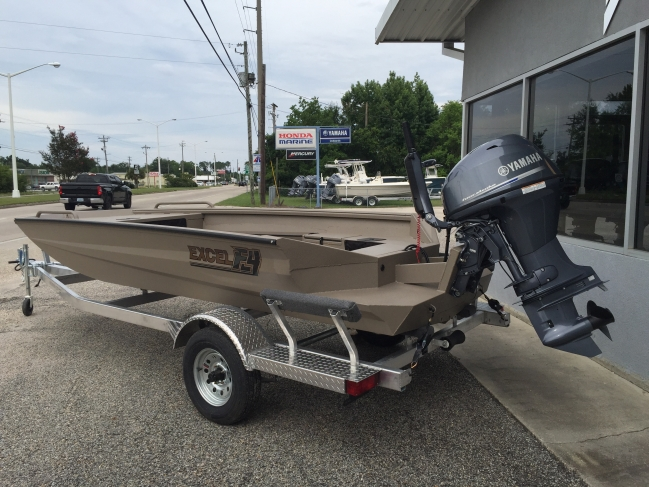 Duck Boats For Sale >> 2018 Excel 1751 Viper V4 Duck Boat For Sale In Outside The Carolinas