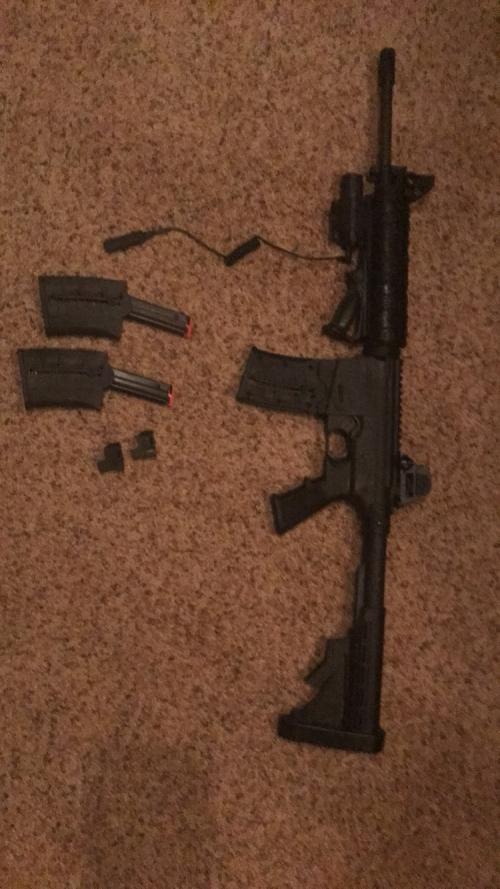 22 caliber AR mossberg - Louisiana Sportsman Classifieds, LA