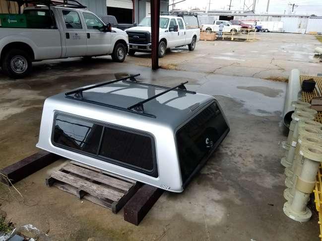 2014 ARE Camper Shell Auto Parts For Sale in Louisiana - Louisiana