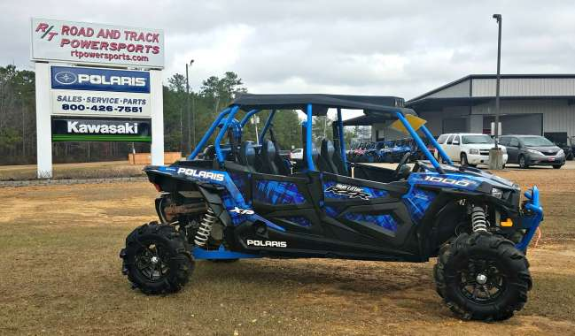 2017 Polaris Rzr Xp 1000 4 Eps High Lifter Edition