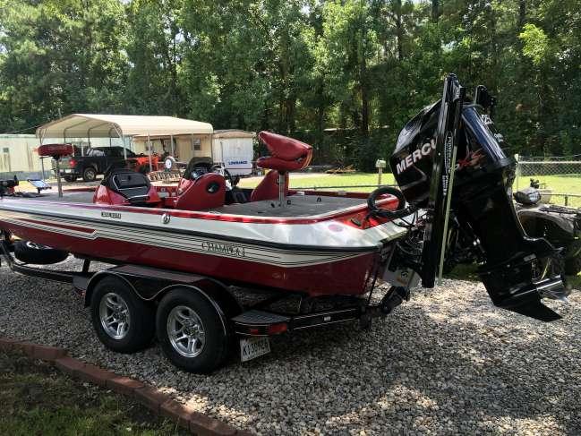 67856f5e005fb EXPIRED - 2009 Champion 210 Elite Bass Boat For Sale in Louisiana -   36