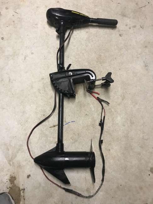 minn kota trolling motor wiring harness minn kota 30lb trolling motor louisiana sportsman classifieds  la  minn kota 30lb trolling motor