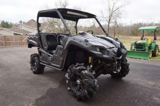 Must Sell Yamaha Viking 700 4x4 Black Special Edition Louisiana Sportsman Classifieds La