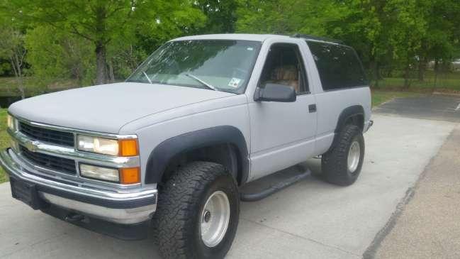 1997 Chevy Tahoe 2 Door 4x4 Suvs For Sale In Baton Rouge Louisiana