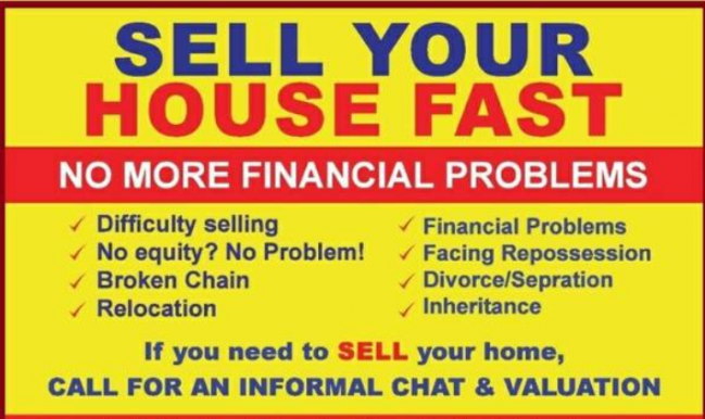 We buy house fast or take over your mortgage payment
