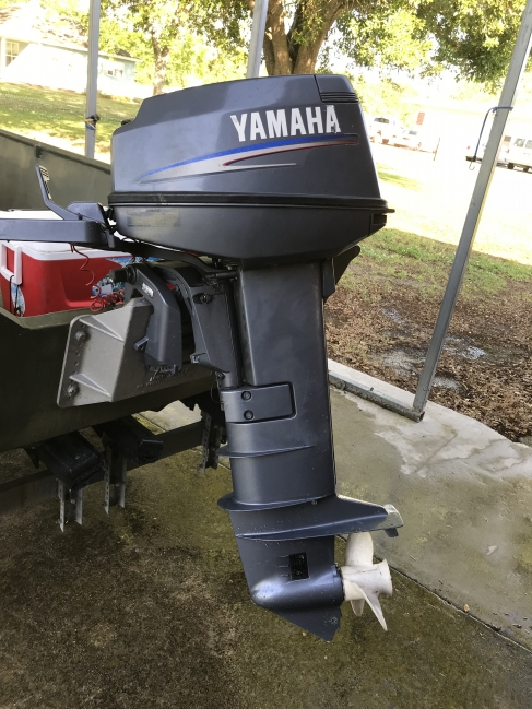 Yamaha 25 Hp Outboard 2 Stroke - Foto Yamaha Best Contest
