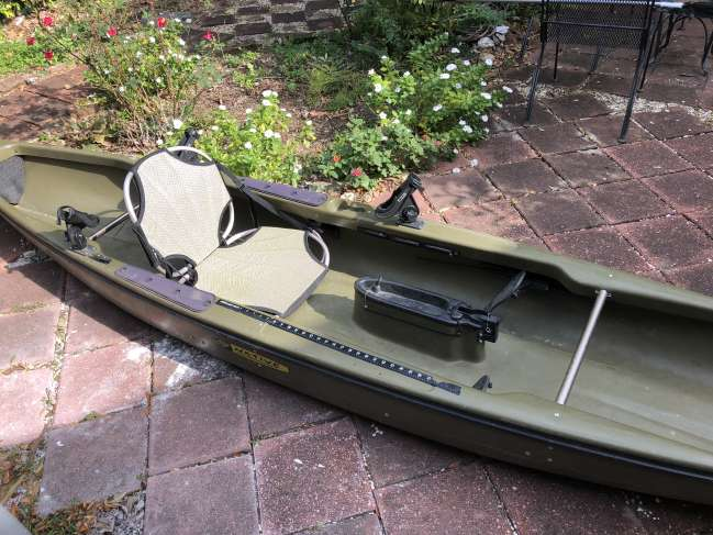 Native Watercraft Ultimate 14 5 Solo for sale - Louisiana