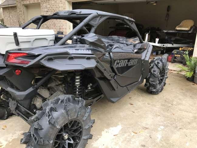 2017 Can Am Maverick X3 Atv Four Wheeler For Sale In Louisiana Louisiana Sportsman Classifieds La