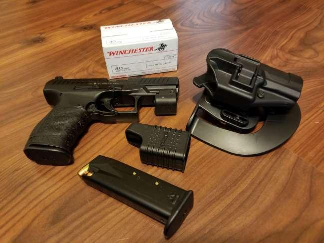 Walther PPQ  40 - Louisiana Sportsman Classifieds, LA