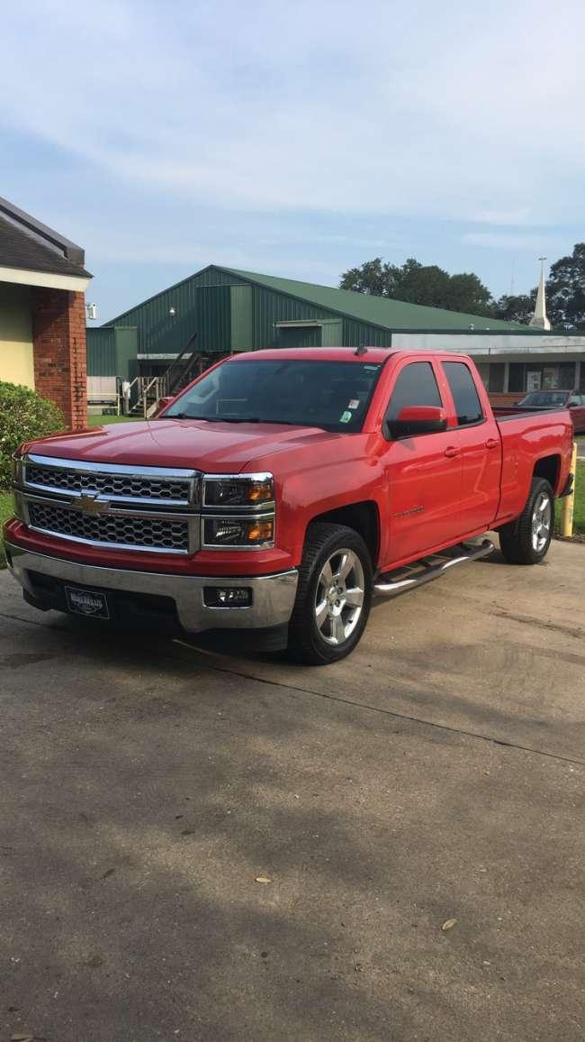 2014 Chevrolet Pickup Truck For Sale In Lake Charles