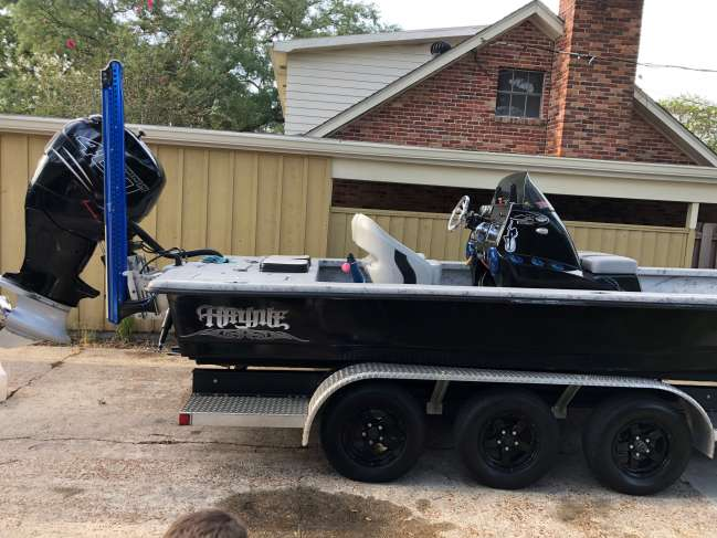 2017 HANIE MAGNUM Bay Boat For Sale in Lake Charles