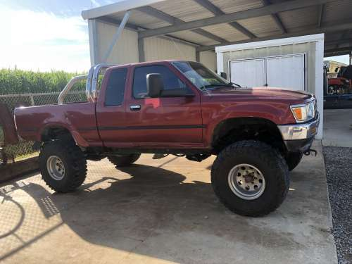 1994 Toyota T100 ext cab Pickup Truck For Sale in ...