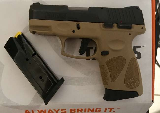 Taurus G2C 9mm w/ Kydex Holster - Louisiana Sportsman Classifieds, LA