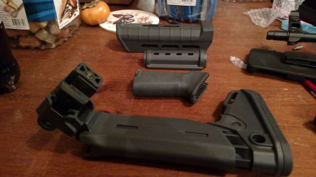 Ak 47 complete magpul stock set - Louisiana Sportsman